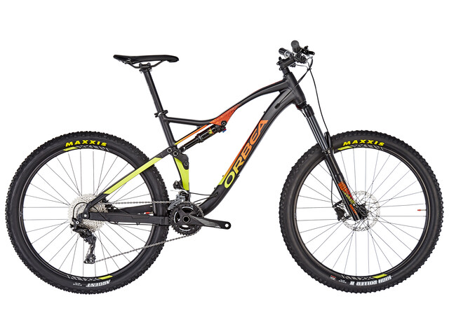 ORBEA Occam AM H50 black/orange/yellow